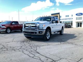 Used 2011 Ford F-350 Super Duty SRW Lariat for sale in Orangeville, ON