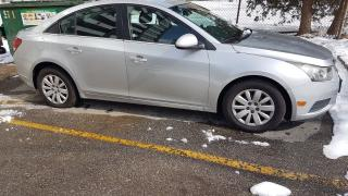 Used 2011 Chevrolet Cruze LT Turbo w/1SA for sale in North York, ON