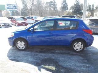 Used 2011 Nissan Versa 1.8 S for sale in Guelph, ON