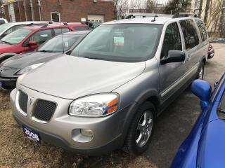 Used 2008 Pontiac Montana w/1SC for sale in Guelph, ON