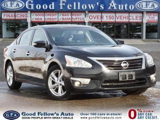 Used 2014 Nissan Altima SL MODEL, LEATHER SEATS, SUNROOF, REARVIEW CAMERA for sale in Toronto, ON