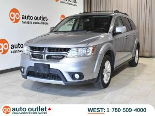 Used 2016 Dodge Journey SXT FWD, Smart Key, Push Start, Bluetooth for sale in Edmonton, AB