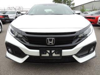 Used 2017 Honda Civic Sport Touring, HONDA SENSING, NAV, CAMERA for sale in Mississauga, ON