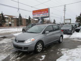 Used 2012 Nissan Versa 1.8 SL,Navigation!!! for sale in Toronto, ON