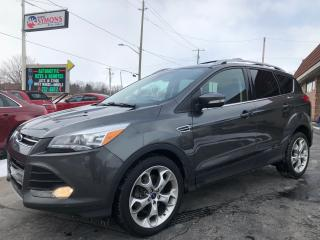 Used 2015 Ford Escape Titanium for sale in Cobourg, ON