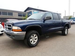 Used 2004 Dodge Dakota SLT for sale in Calgary, AB