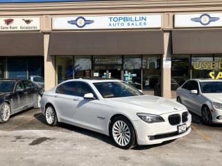 Used 2011 BMW 7 Series 750i xDrive for sale in Vaughan, ON