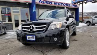Used 2011 Mercedes-Benz GLK-Class GLK350, NAV-PANROOF, EXCELLENT CONDITION for sale in Hamilton, ON