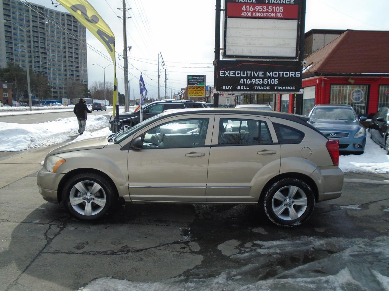 2010 Dodge Caliber SXT / ALLOYS/ HEATED SEATS/ NEW BRAKES / CERTIFIED
