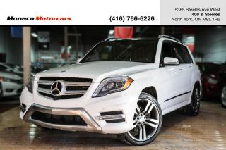 Used 2015 Mercedes-Benz GLK-Class GLK250 BlueTec - 360CAM|NAVI|BLINDSPOT|BACKUP|PANO for sale in North York, ON