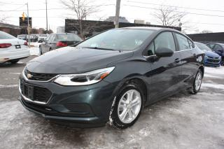Used 2018 Chevrolet Cruze LT *1OWNER* ACCIDENT FREE for sale in Toronto, ON