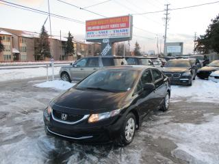 Used 2014 Honda Civic DX for sale in Toronto, ON