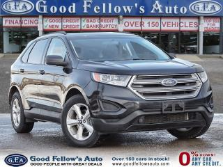 Used 2015 Ford Edge SE MODEL, REARVIEW CAMERA, 6CYL 3.5 LITER for sale in Toronto, ON