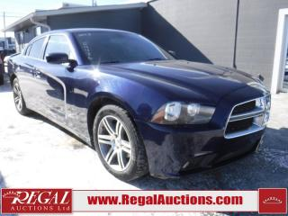 Used 2013 Dodge Charger SXT 4D Sedan for sale in Calgary, AB