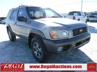 Used 2000 Nissan Pathfinder 4D Utility 4WD for sale in Calgary, AB