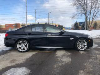 Used 2011 BMW 5 Series 550i xDrive M-Sport for sale in Toronto, ON