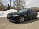 2011 BMW 5 Series 550i xDrive M-Sport
