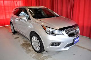 Used 2016 Buick Envision AWD Turbo | Moonroof | Nav | Leather for sale in Listowel, ON