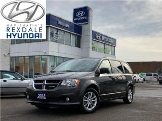 Used 2018 Dodge Grand Caravan SXT PREMIOUM PLUS for sale in Toronto, ON