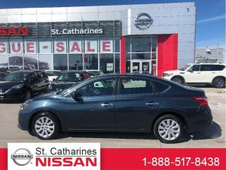 Used 2017 Nissan Sentra SV AUTO LOADED for sale in St. Catharines, ON