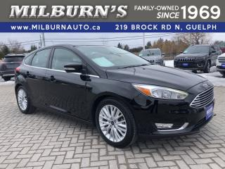 Used 2017 Ford Focus Titanium for sale in Guelph, ON