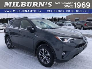 Used 2016 Toyota RAV4 XLE AWD for sale in Guelph, ON