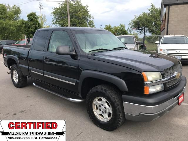 2004 Chevrolet Silverado 1500 LS ** LOOK AT THE CONDITION, NOT THE KM'S **