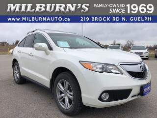 Used 2013 Acura RDX TECH PKG AWD for sale in Guelph, ON