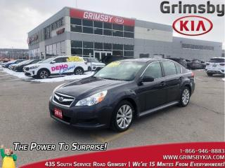 Used 2010 Subaru Legacy 2.5i w/Limited Pkg| Bluetooth| Heat Seat for sale in Grimsby, ON