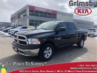 Used 2017 RAM 1500 ST| 4X4| Backup Cam| Hemi| Bed Liner for sale in Grimsby, ON