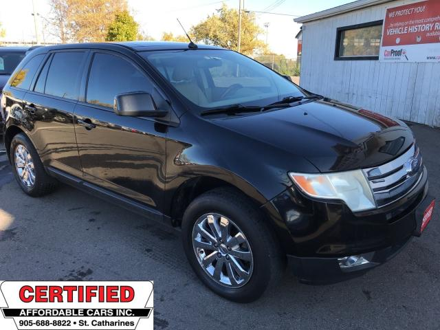2007 Ford Edge SEL ** AWD, HEATED LEATH, AUTOSTART **