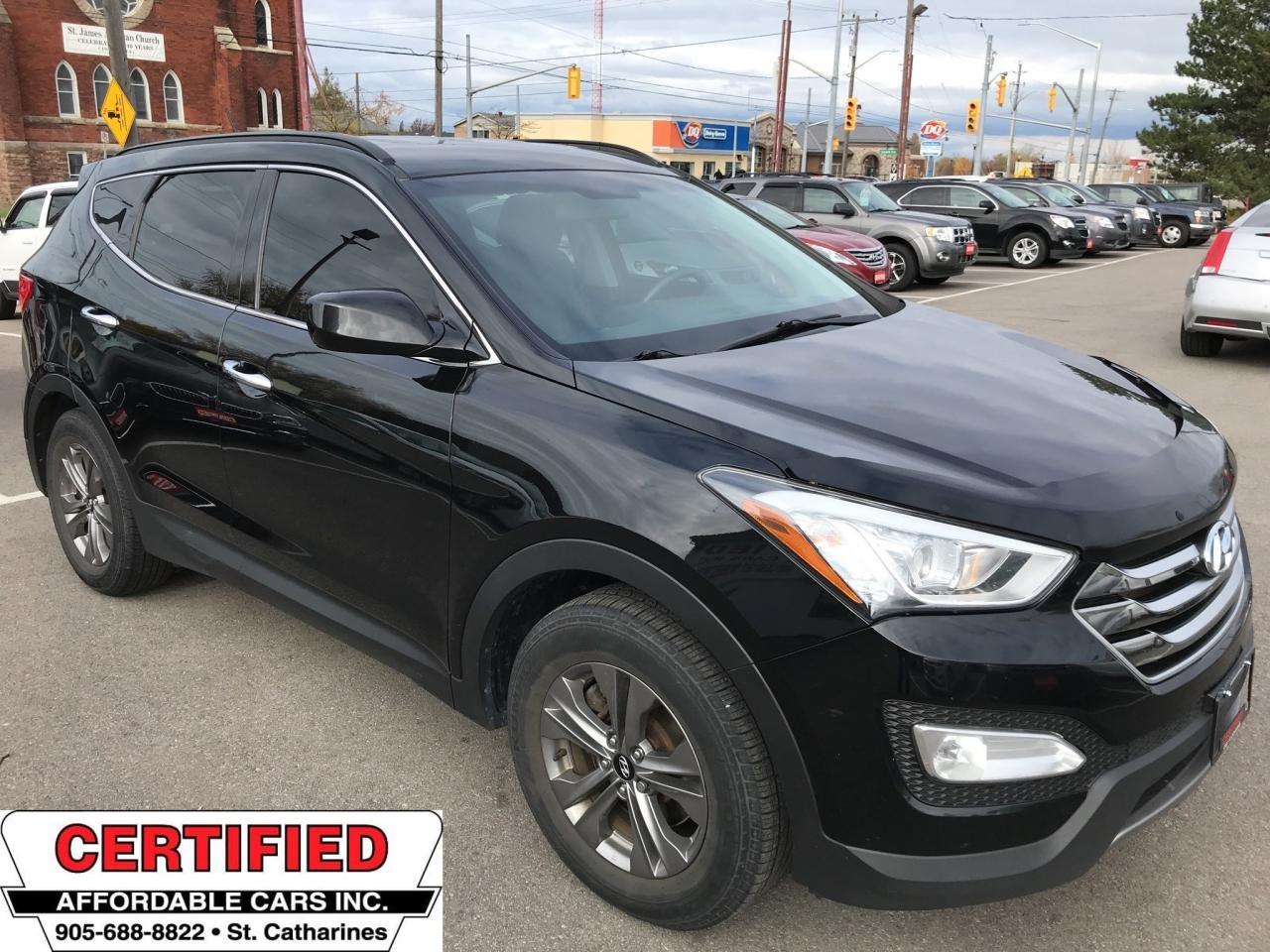 2015 Hyundai Santa Fe Sport ** HTD SEATS, CRUISE, BLUETOOTH **