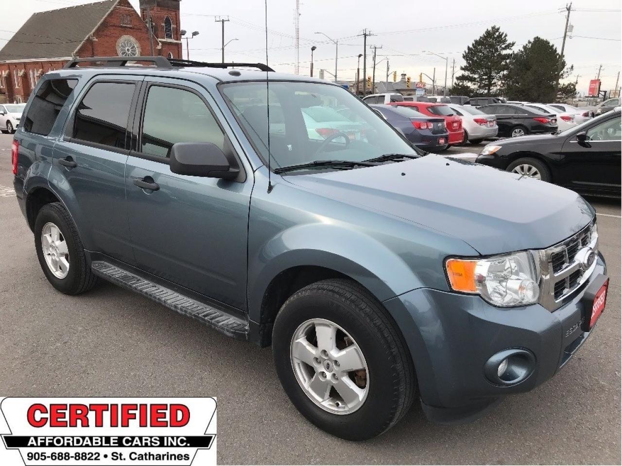 2011 Ford Escape XLT ** AWD, AUTOSTART, BLUETOOTH **