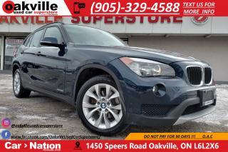 Used 2014 BMW X1 xDrive28i | PANOROOF | HTD SEATS | LOW KM for sale in Oakville, ON