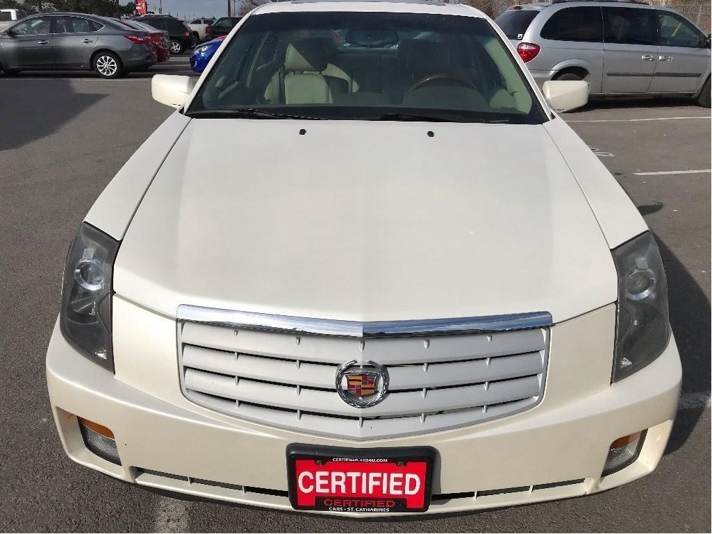 2007 Cadillac CTS
