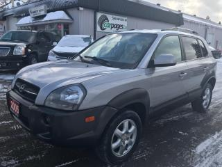 Used 2005 Hyundai Tucson GLS 2.7 2WD for sale in Bloomingdale, ON