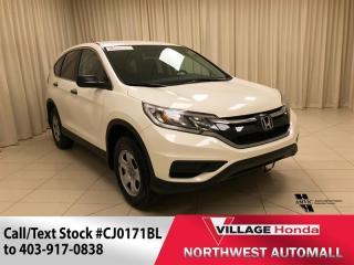 Used 2015 Honda CR-V LX for sale in Calgary, AB