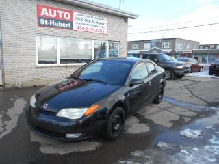 Used 2007 Saturn Ion TOUT EQUIPE for sale in St-Hubert, QC