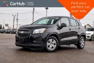 Used 2013 Chevrolet Trax LS|Bluetooth|Pwr Windows|Pwr Locks|Keyless Entry for sale in Bolton, ON