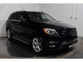 Used 2015 Mercedes-Benz ML-Class ML350 BLUETEC AWD for sale in L'ile-perrot, QC