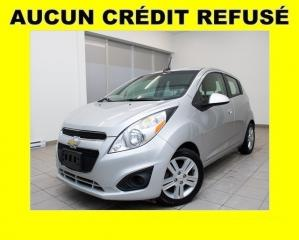 Used 2015 Chevrolet Spark LT for sale in St-Jérôme, QC