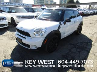 Used 2013 MINI Cooper Paceman S ALL4 *No Accidents* Sunroof Leather for sale in New Westminster, BC