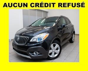 Used 2015 Buick Encore Convenience for sale in St-Jérôme, QC