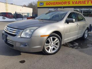 Used 2009 Ford Fusion SEL for sale in Dundas, ON
