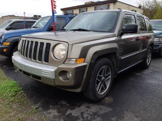 Used 2008 Jeep Patriot LIMITED for sale in Dundas, ON