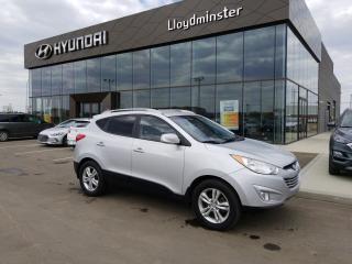 Used 2013 Hyundai Tucson for sale in Lloydminster, SK