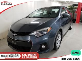 Used 2014 Toyota Corolla S Caméra Sièges for sale in Québec, QC