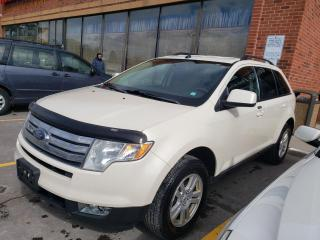 Used 2008 Ford Edge 4DR SEL FWD for sale in Scarborough, ON