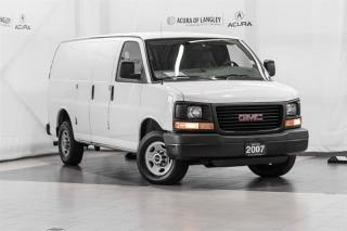 Used 2007 GMC Savana 2500 Cargo 2WD (155 WB) for sale in Langley, BC