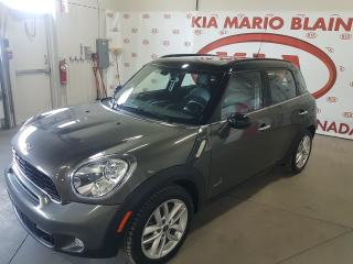 Used 2013 MINI Cooper Countryman S All4 Toit for sale in Ste-Julie, QC